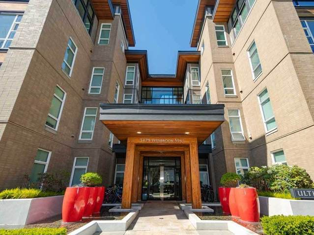3479 Wesbrook Mall #303, Vancouver, BC V6S 0B7 (#R2542797) :: RE/MAX City Realty