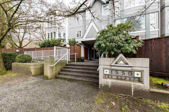 1550 Fell Avenue #102, North Vancouver, BC V7P 3E7 (#R2542824) :: RE/MAX City Realty