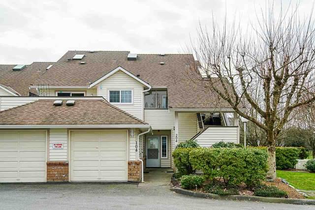 22515 116 Avenue #204, Maple Ridge, BC V2X 9V1 (#R2542835) :: RE/MAX City Realty