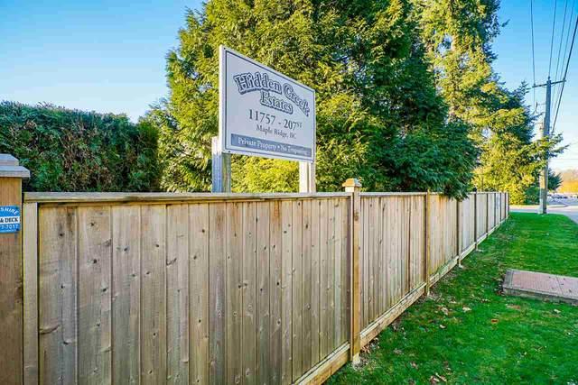 11757 207 Street #6, Maple Ridge, BC V2X 1X4 (#R2542856) :: RE/MAX City Realty