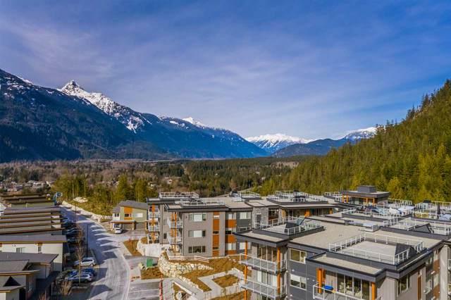 41328 Skyridge Place #314, Squamish, BC V8B 1A4 (#R2542866) :: Macdonald Realty