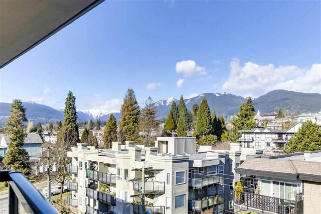 160 W 3RD Street #702, North Vancouver, BC V7M 0A9 (#R2542885) :: RE/MAX City Realty