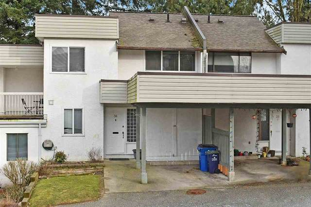 2830 Bourquin Crescent #36, Abbotsford, BC V2S 5N8 (#R2542895) :: RE/MAX City Realty
