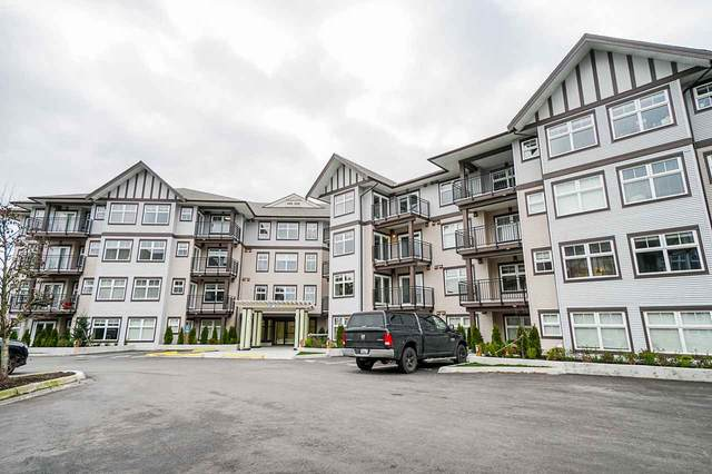 27358 32 Avenue #469, Langley, BC V4W 3M5 (#R2542917) :: Macdonald Realty