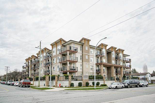 20175 53 Avenue #404, Langley, BC V3A 0J8 (#R2542933) :: Macdonald Realty