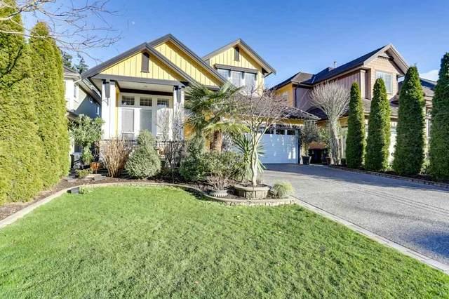3486 150A Street, Surrey, BC V3Z 0Z3 (#R2542944) :: RE/MAX City Realty