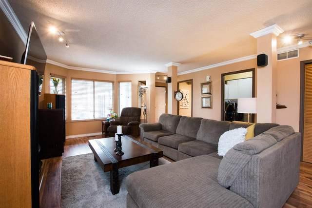 9045 Walnut Grove Drive #109, Langley, BC V1M 2E1 (#R2542946) :: RE/MAX City Realty