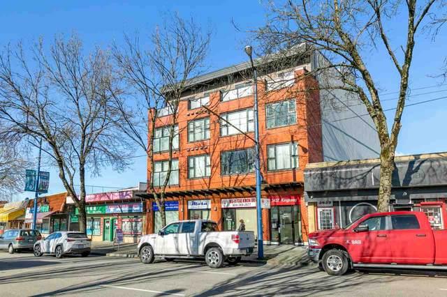3437 Kingsway #401, Vancouver, BC V5R 5L3 (#R2542977) :: RE/MAX City Realty