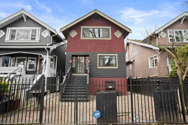 2607 Mackenzie Street, Vancouver, BC V6K 3Z9 (#R2543006) :: Macdonald Realty