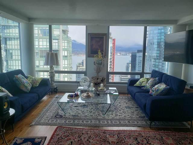 1200 W Georgia Street #3303, Vancouver, BC V6E 4R2 (#R2543016) :: RE/MAX City Realty