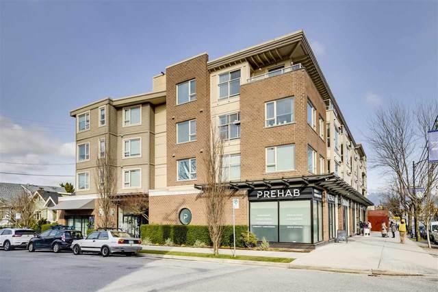 1689 E 13TH Avenue Ph10, Vancouver, BC V5N 0A5 (#R2543023) :: RE/MAX City Realty