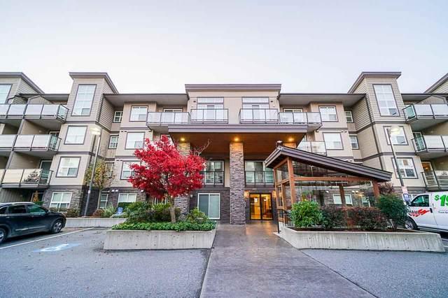 30515 Cardinal Avenue #104, Abbotsford, BC V2T 0A8 (#R2543095) :: RE/MAX City Realty