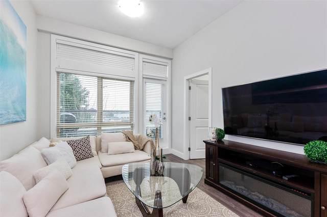 707 E 43 Avenue #402, Vancouver, BC V5W 0C1 (#R2543139) :: RE/MAX City Realty