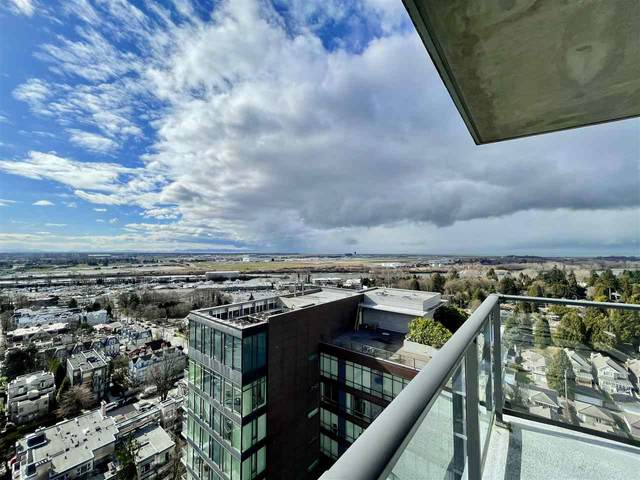8555 Granville Street #2102, Vancouver, BC V6P 0C3 (#R2543146) :: RE/MAX City Realty
