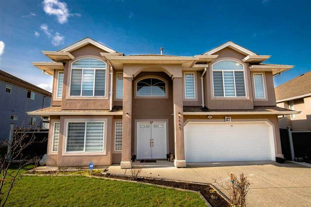 3493 Wagner Drive, Abbotsford, BC V2T 6V3 (#R2543154) :: RE/MAX City Realty