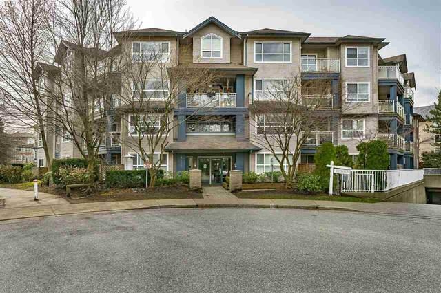8115 121A Street #213, Surrey, BC V3W 1J2 (#R2543155) :: Macdonald Realty