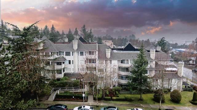 3183 Esmond Avenue #312, Burnaby, BC V5G 4V6 (#R2543175) :: Macdonald Realty