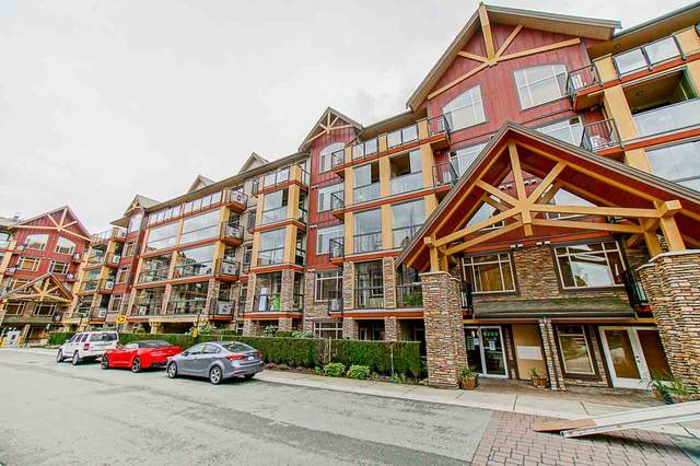8288 207A Street #225, Langley, BC V2Y 2B1 (#R2543203) :: Premiere Property Marketing Team