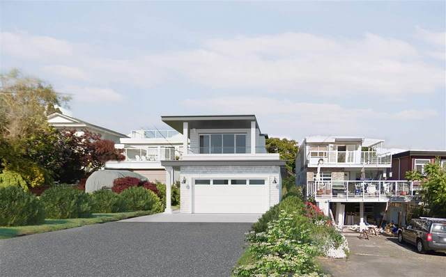 932 Parker Street, White Rock, BC V4B 4R4 (#R2543212) :: Ben D'Ovidio Personal Real Estate Corporation | Sutton Centre Realty