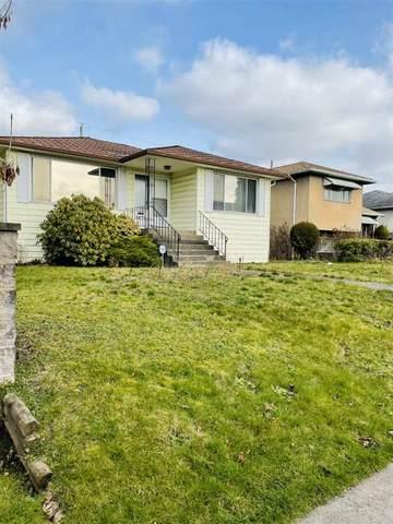 1475 E 55TH Avenue, Vancouver, BC V5P 1Z1 (#R2543222) :: RE/MAX City Realty