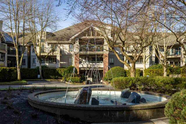 22015 48 Avenue #307, Langley, BC V3A 8L3 (#R2543259) :: Macdonald Realty