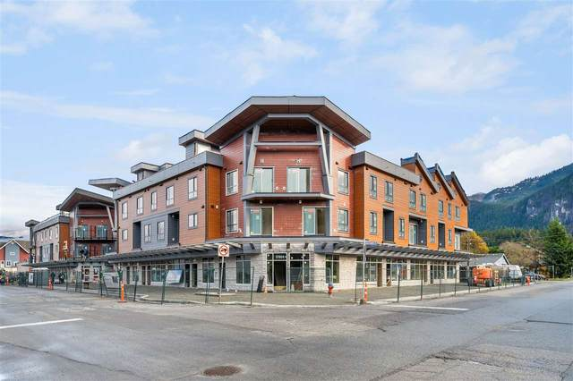 37830 Third Avenue Sl13, Squamish, BC V8B 0R2 (#R2543261) :: RE/MAX City Realty