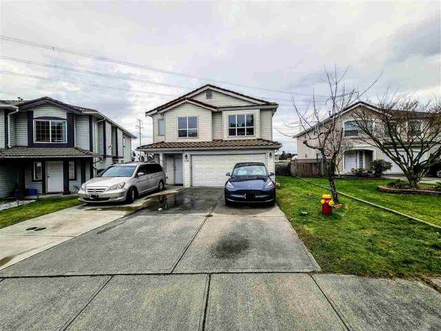 138 San Juan Place, Coquitlam, BC V3K 6Y8 (#R2543262) :: Macdonald Realty