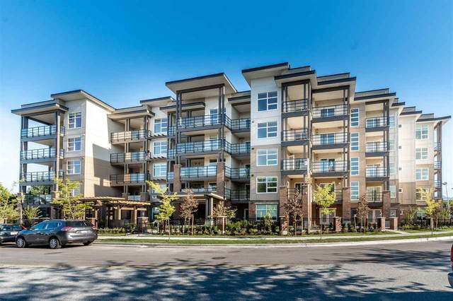 22577 Royal Crescent #407, Maple Ridge, BC V2X 3C2 (#R2543264) :: Macdonald Realty