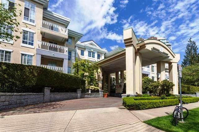 5835 Hampton Place #310, Vancouver, BC V6T 2G2 (#R2543271) :: RE/MAX City Realty