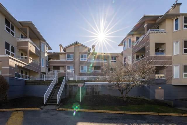 19721 64 Avenue #202, Langley, BC V2Y 1L1 (#R2543279) :: RE/MAX City Realty