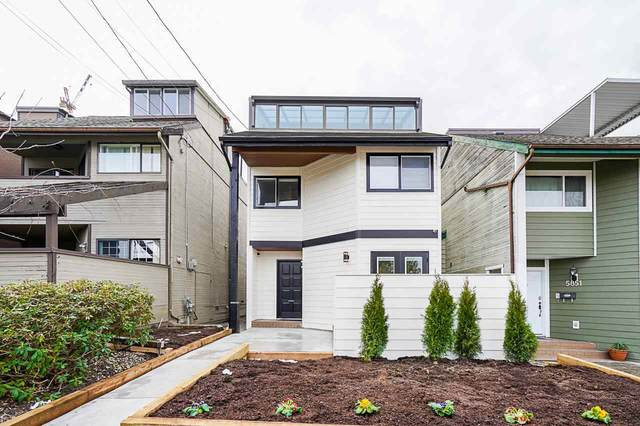 5871 Nelson Avenue, Burnaby, BC V5H 3H6 (#R2543300) :: 604 Realty Group