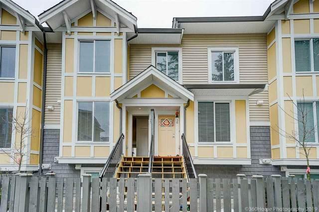 9718 161A Street #37, Surrey, BC V4N 6S7 (#R2543317) :: RE/MAX City Realty