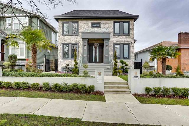 2685 E 53RD Avenue, Vancouver, BC V5S 1W1 (#R2543341) :: Macdonald Realty