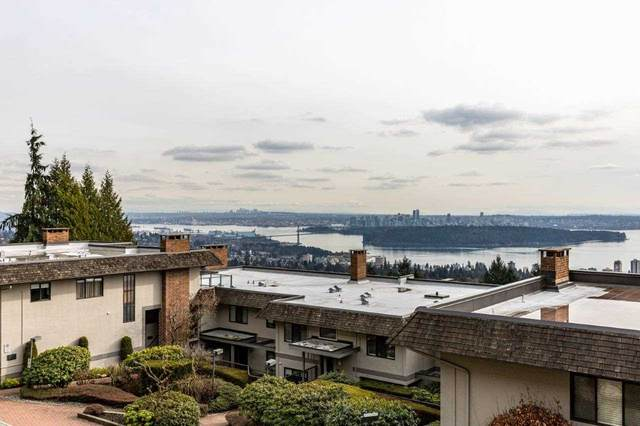 2250 Folkestone Way #21, West Vancouver, BC V7S 2X7 (#R2543352) :: Macdonald Realty
