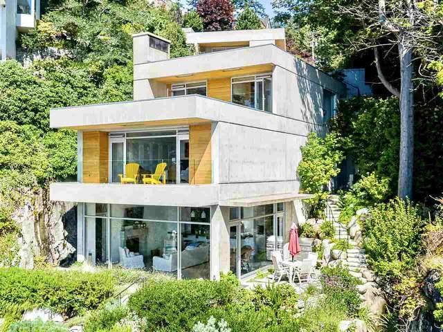 6040 Gleneagles Drive, West Vancouver, BC V7W 1W2 (#R2543356) :: Ben D'Ovidio Personal Real Estate Corporation | Sutton Centre Realty