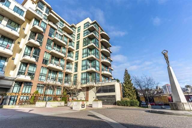 10 Renaissance Square #405, New Westminster, BC V3M 7B1 (#R2543383) :: Macdonald Realty