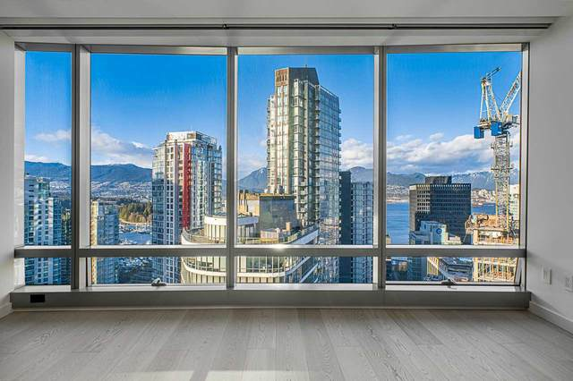 1151 W Georgia Street #2906, Vancouver, BC V6E 0B3 (#R2543391) :: RE/MAX City Realty