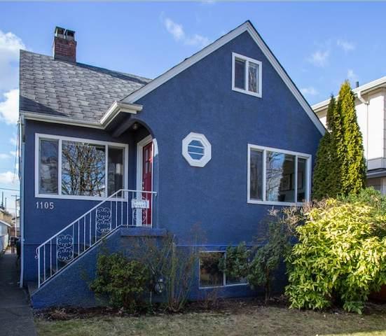 1105 Kelowna Street, Vancouver, BC V5K 4E3 (#R2543399) :: Macdonald Realty