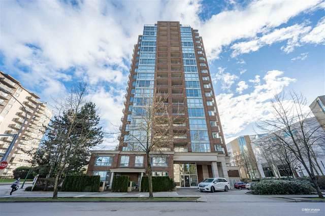4888 Hazel Street #708, Burnaby, BC V5H 4T4 (#R2543408) :: Macdonald Realty