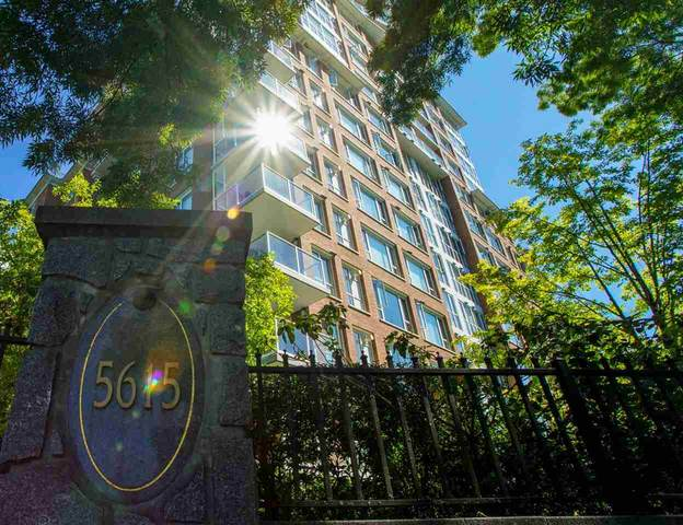 5615 Hampton Place #906, Vancouver, BC V6T 2H1 (#R2543419) :: RE/MAX City Realty