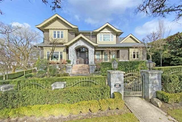 1599 W 37TH Avenue, Vancouver, BC V6M 1M5 (#R2543431) :: Macdonald Realty
