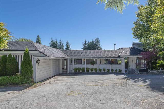 690 Knockmaroon Road, West Vancouver, BC V7S 1R6 (#R2543446) :: RE/MAX City Realty