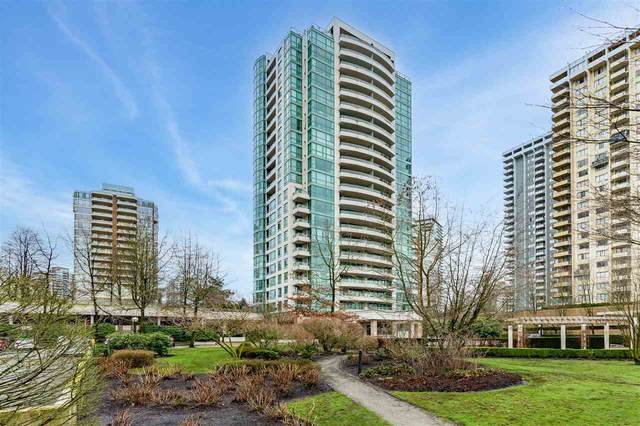 5899 Wilson Avenue #405, Burnaby, BC V5H 4R9 (#R2543465) :: RE/MAX City Realty