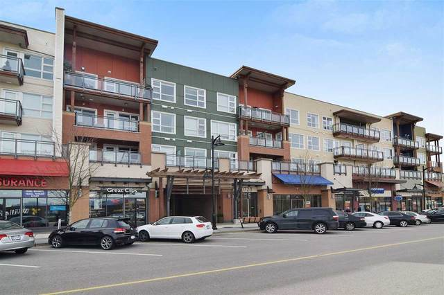 20728 Willoughby Town Centre Drive #419, Langley, BC V2Y 0P3 (#R2543470) :: Premiere Property Marketing Team