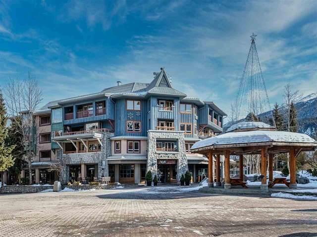 4314 Main Street #329, Whistler, BC V8E 1A8 (#R2543481) :: RE/MAX City Realty