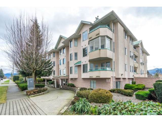 46000 First Avenue #204, Chilliwack, BC V2P 1W1 (#R2543487) :: RE/MAX City Realty