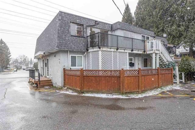21555 Dewdney Trunk Road #20, Maple Ridge, BC V2X 3G6 (#R2543490) :: Macdonald Realty