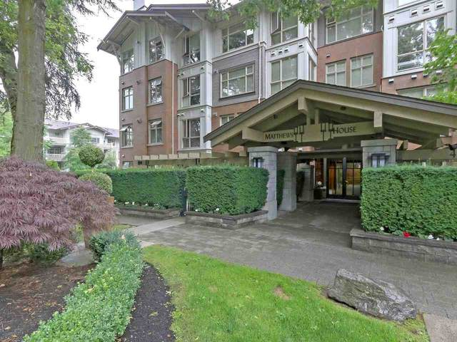 4883 Maclure Mews #315, Vancouver, BC V6J 5M8 (#R2543508) :: RE/MAX City Realty