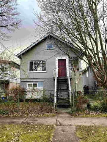 1136 E 26TH Avenue, Vancouver, BC V5V 2J7 (#R2543520) :: RE/MAX City Realty