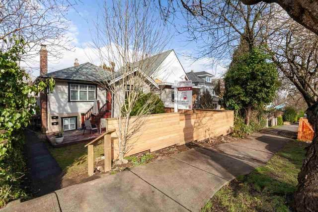 707 E 11TH Avenue, Vancouver, BC V5T 2E4 (#R2543545) :: RE/MAX City Realty